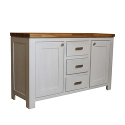 Chest of drawers White oak plus(W7)