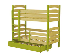 Birch bedroom set Loreta