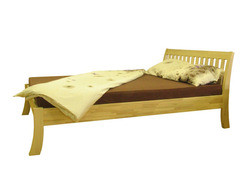 Birch bed NETTA
