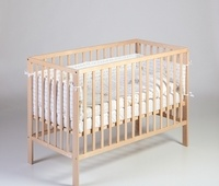 Children bed Alva with mattress
