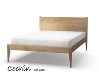 Oak wood bed Cochin