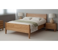 Ash wood bed Zanskar