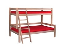 Sale!!! Birch bunk bed Ganda 3ST