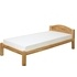 Birch bed Malva