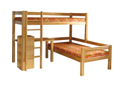 Birch bedroom set Grata