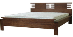 Birch bed Auda