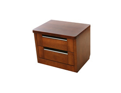 Beech bedside table MIKUSS