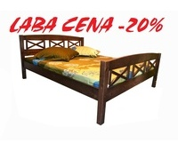 SALE!!!  Pine bed Prāga