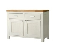 Chest of drawers White oak plus