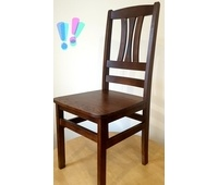 Ash wood chair Melody